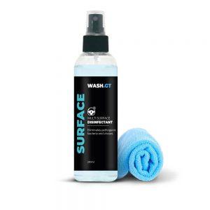 Wash.GT Multi-Surface Disinfectant Car Kit kill coronavirus Kill Coronavirus Without Damaging Car Interior Surfaces Multi Surface 230ml 1SmallerTiny 300x300